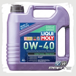 масло моторное liqui moly synthoil energy (502.00/505.00) 0w-40 (4 л.)