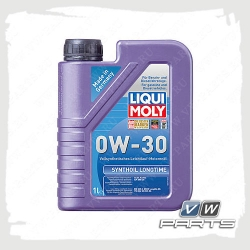 масло моторное liqui moly synthoil longtime (502.00/505.00) 0w-30 (1 л.)