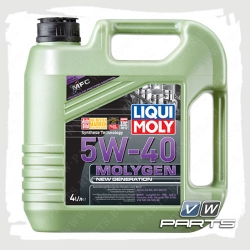 масло моторное liqui moly molygen new generation (502.00/505.00) 5w-40 (4 л.)